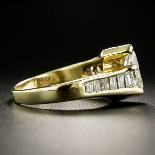 0.80 Carat MarquiseDiamond Engagement Ring
