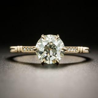 1.21 Carat Lang Collection Diamond Engagement Ring - GIA - 2