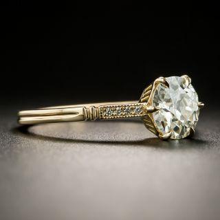 1.21 Carat Lang Collection Diamond Engagement Ring - GIA