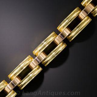 18K Two-one Retro Bracelet