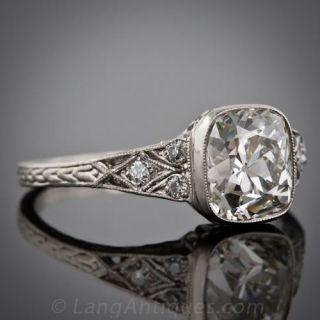 2.25 Carat Diamond Enagement Ring