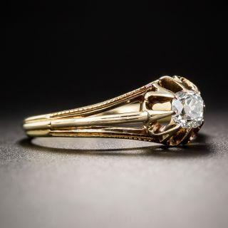 .30 Carat Victorian Diamond Solitaire Ring