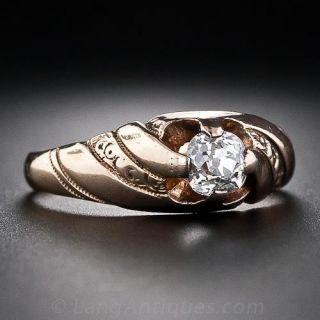 .35 Victorian Diamond Ring circa '1892'