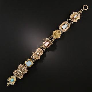 Victorian Slide Bracelet - 1
