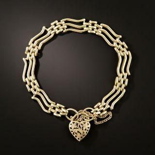 Victorian Gate Bracelet - 1