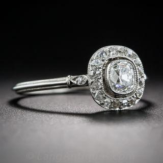 .48 Carat Platinum Engagement Ring