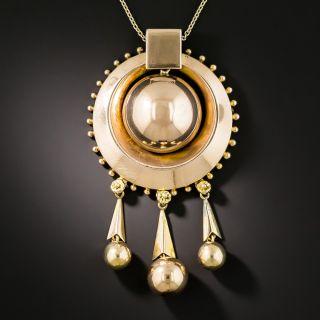 Victorian Pendant Necklace - 1