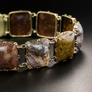 Antique Agate Bracelet - 2