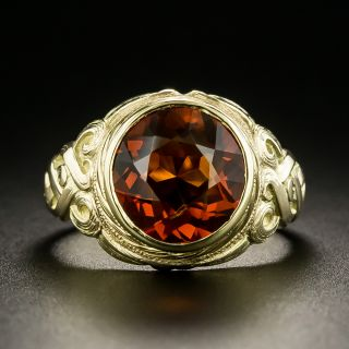 Antique Citrine Ring  by Jones and Woodland - 2