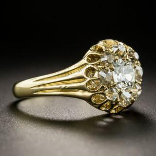 Antique Diamond Cluster Ring, Circa 1890-1900