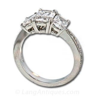 Antique Engagement Ring Ring