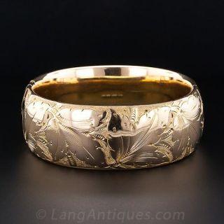 Angique Bangle Bracelet