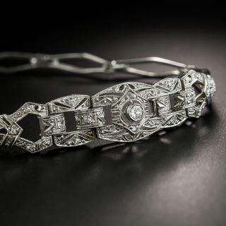 Art Deco/Edwardian Diamond Bracelet