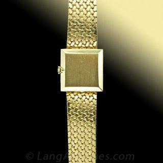 Baume & Mercier Wristwatch, 60's-70's