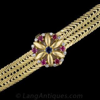 Bucherer Covered Bracelet Watch