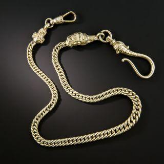 Deep Sea-Themed Watch Chain