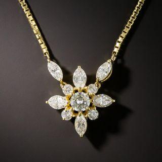 Diamond Necklace - 1