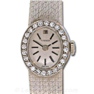 Diamond Tissot  Watch