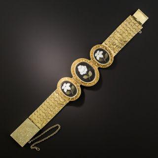 Early 20th Century Pietra Dura Bracelet - 2