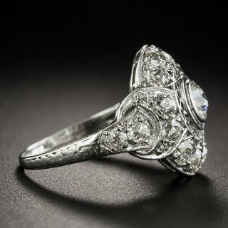 Edwardian .40 Carat Diamond Engagement Ring