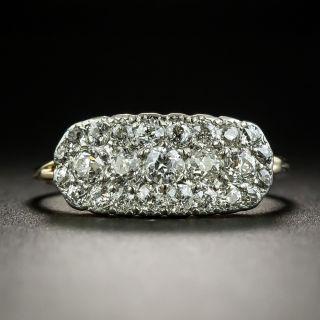 Edwardian Diamond Band Ring - 2