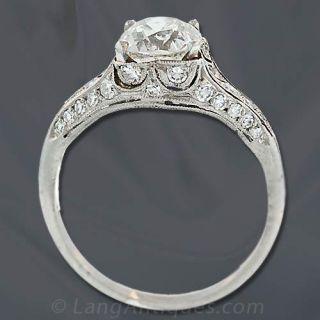 Edwardian Engagement Ring
