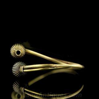 English Victorian Bangle Bracelet