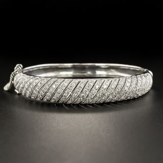 Diamond Bangle Bracelett - 2