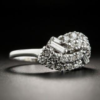 Estate Diamond Dinner Ring