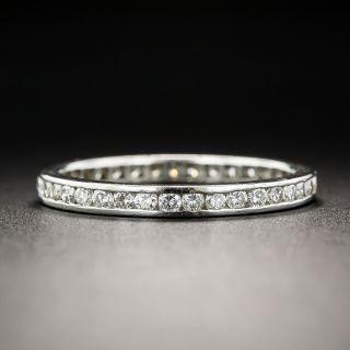 Estate Diamond Eternity Band - Size 7