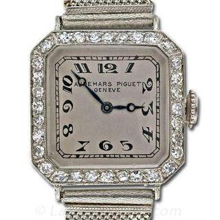 Exquisite Audemars Piguet Diamond Dress Watch