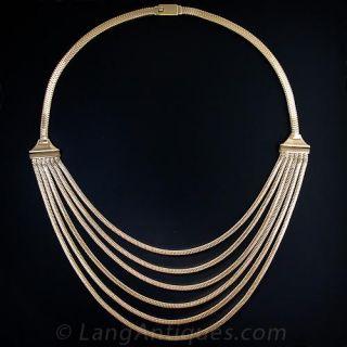 Forstner Spaghetti Necklace - 1