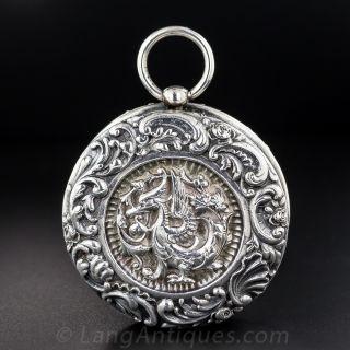 Gorham Sterling Silver Coin Purse