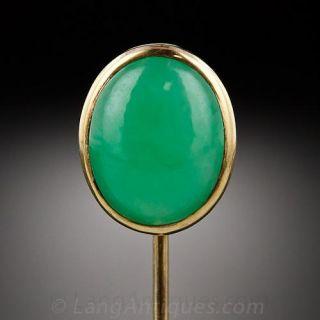 Jade Stickpin