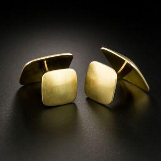 Jean Dinh Van Cartier Cufflinks