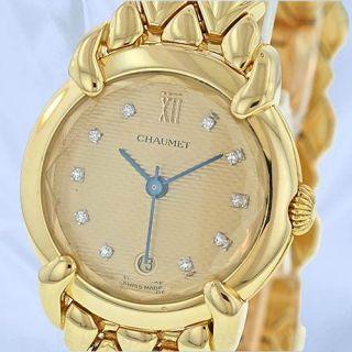 Ladies Chaumet Bracelet Watch