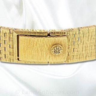 Ladies Patek Philippe Bracelet Watch