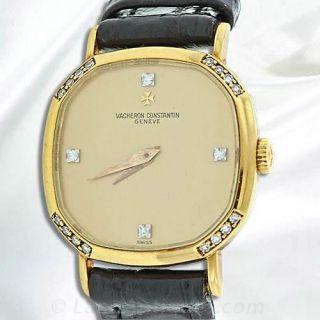 Ladies Vacheron Constantin Watch
