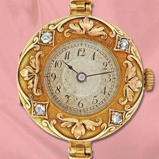 Ladies Victorian Bracelet Watch