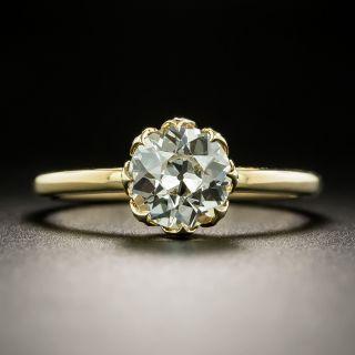 Lang Collection 1.01 Carat Diamond Engagement Ring - GIA J VS1 - 2