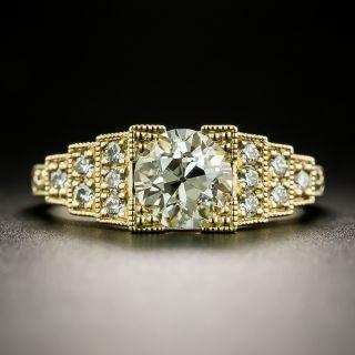 Lang Collection 1.12 Carat Diamond Engagement Ring - GIA - 2