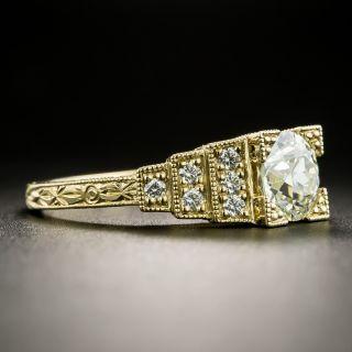 Lang Collection 1.12 Carat Diamond Engagement Ring - GIA