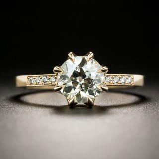 Lang Collection 1.17 Carat Diamond Engagement Ring - GIA K VS2 - 2