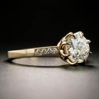 Lang Collection 1.17 Carat Diamond Engagement Ring - GIA K SI2