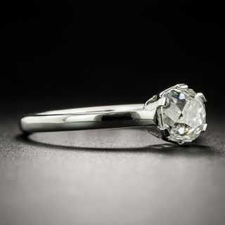 Lang Collection 1.17 Carat Diamond Solitaire - GIA G VS1