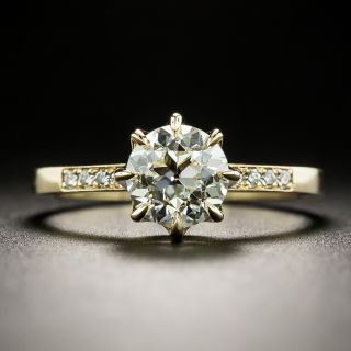 Lang Collection 1.22 Carat Diamond Engagement Ring - GIA K VVS2 - 2