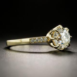 Lang Collection 1.22 Carat Diamond Engagement Ring - GIA K VVS2