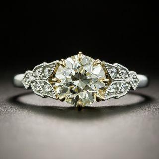 Lang Collection 1.24 Carat Diamond Engagement Ring - GIA K VS1 - 2