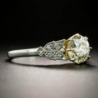 Lang Collection 1.24 Carat Diamond Engagement Ring - GIA K VS1