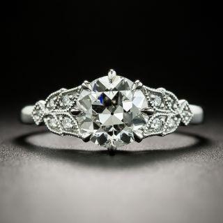 Lang Collection 1.27 Carat Diamond Engagement Ring - GIA G VS2 - 2